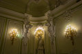 The Interiors Of The Yusupov Palace In St. Petersburg, Russia. Royalty Free Stock Photography - 92869337