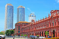 Colonial Building And World Trade Center, Sri Lanka Colombo Stock Image - 92915201