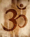Om Aum Symbol Royalty Free Stock Photos - 9309228