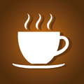 Coffee Cup Icon Stock Images - 93052674