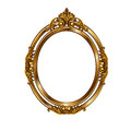 Decorative Frame Of Golden Color Stock Photography - 93107592