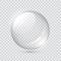 Transparent Glass Sphere Stock Photography - 93164102