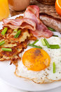 Classic Breakfast Meal Royalty Free Stock Images - 9324549
