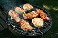 Barbecue Grill Royalty Free Stock Photos - 9325028