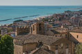 Summer Vacation On The Sea Of Marche Region Stock Photos - 93258843