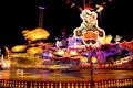 Carnival Lights At Night Stock Images - 9342564