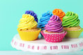 Tasty Cupcakes Royalty Free Stock Photos - 93430248
