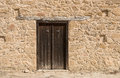 Closed Wooden Door Royalty Free Stock Photography - 93441067