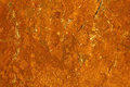 Unique Abstract Texture - Rusting Iron Ore On A Stone Surface Creating A Rust Pattern Royalty Free Stock Image - 93484096