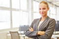 Young Woman As Self Confident Business Consultant Stock Image - 93505101