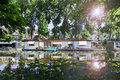 Floating Houses Royalty Free Stock Image - 93511606