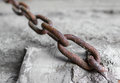 Rusty Chain Royalty Free Stock Photography - 93526497