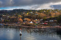 Oslofjord In Oslo Stock Images - 93534034