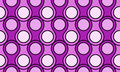 Circular Scales Seamless Pattern Stock Image - 93545131