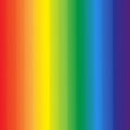 Abstract Rainbow Colors Stripes Background Stock Photo - 93696310