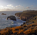 Lands End Royalty Free Stock Image - 9375396