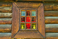 Window Of Old Church Stock Images - 9379834