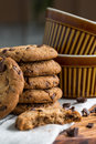Chocolate Chip Cookies Royalty Free Stock Photography - 93752017