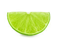 Lime Slice Isolated Stock Photos - 93762733