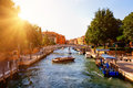 Grand Canal In Venice, Italy. Stock Photo - 93803280