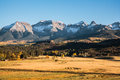 Autumn Scenery In The Rocky Mountains Of Colorado. Royalty Free Stock Photos - 93817738