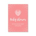Baby Shower Invitation Card Stock Image - 93884681