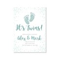 Baby Shower Invitation Card Stock Image - 93884921