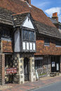 Anne Of Cleves House In Lewes Royalty Free Stock Images - 93895499