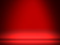 Abstract Background For Product With Room Style And Red Color Stock Image - 93959441