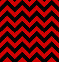 Zigzag Pattern Is In The Twin Peaks Style. Hypnotic Textile Background Wallpapers Stock Photos - 93967943