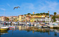 Vieux Port In Cannes, France Stock Photography - 94017732