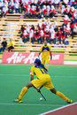 Men S Asia Cup Hockey 2009 3rd Placing Royalty Free Stock Images - 9410749