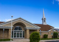 Modern Church & Steeple Stock Images - 94102994