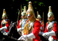 The Household Cavalry Mounted Regiment Royalty Free Stock Images - 94194309