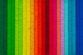 Rainbow Thread Texture Abstract Colorful Background Stock Photo - 94287480