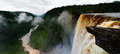 Kaieteur Waterfall, One Of The Tallest Falls In The World In Potaro River Guyana Royalty Free Stock Photos - 94301228