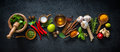 Various Herbs And Spices Stock Photo - 94328550