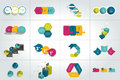 Mega Set Of 3 Steps Infographic Templates, Diagrams, Graph, Presentations, Chart. Royalty Free Stock Images - 94339459