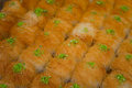 Baklava. Eastern Sweets On The Market. Top View. Close-up Stock Photography - 94342332