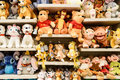 Plush Toys For Kids At Sale In Disney Store Royalty Free Stock Photography - 94382987