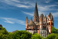 Romanesque Cathedral Of Limburg Stock Photography - 94473412