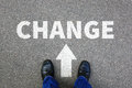 Change Changing Work Job Your Life Changes Business Concept Stock Image - 94504161