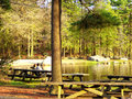 Burr Pond State Park Spring View Royalty Free Stock Photo - 94522635