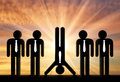Stand Out From The Crowd Concept Royalty Free Stock Image - 94624956