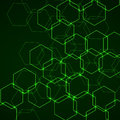 Abstract Background Of Hexagonal Cells Royalty Free Stock Photos - 94677518