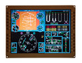 Airplane Control Panel Royalty Free Stock Photography - 9483357