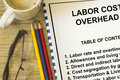 Labor Cost Stock Photo - 94923860