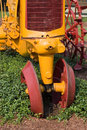 Tractor Front Axle Stock Images - 955464