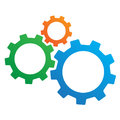 Three Gears Royalty Free Stock Images - 95110079