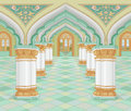 Arabic Palace Royalty Free Stock Images - 95150029